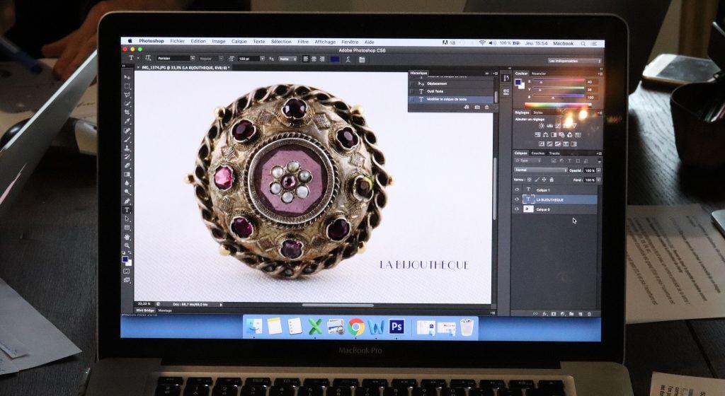 Valoriser le bijou ancien par la photographie